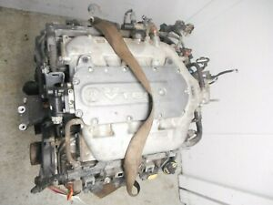 04 05 06 Acura Tl 3 2l Engine Motor Assembly Oem