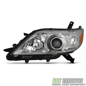 For 2011 2017 Toyota Sienna Halogen Headlight Headlamp Replacement Driver Side