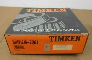 Nib Timken Hh421210 20024 Tapered Roller Bearing Cup 7 25 X 2 0625 Made In Usa