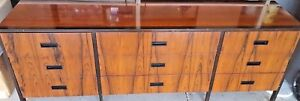 Harvey Probber 4 Piece Bedroom Set Rosewood And Ebony New Price