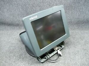 Micros 400495 300 Eclipse 12 Pos Point Of Sale Touchscreen Computer System