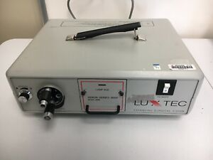 Luxtec Xenon Series 9000 Model 9300 Light Source With Bulb