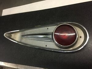 1958 Plymouth Station Taillight