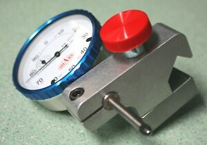 South Bend Heavy Ten Dial Indicator Mount With New 1 Travel Agd Dial Indicator