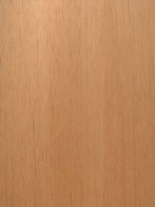 Spanish Cedar Wood Veneer Plain Sliced Paper Backer 2 X 4 24 X 48 Sheet