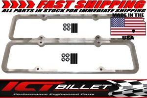 Billet Aluminum Sbc Small Block Chevy 1 2 Valve Cover Spacer 500 Riser 350
