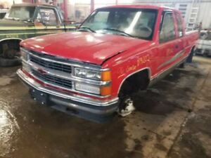Core Short Block Engine 5 7l Fits 1996 Chevrolet 1500 Pickup 548267