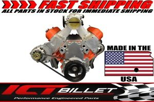 Ls Truck Alternator Only Bracket Lsx Electric Or Remote Water Pump Pass Side