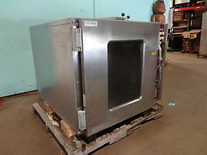 hobart H d Commercial Electric Combi Oven Bakes dry Steam Or Combination