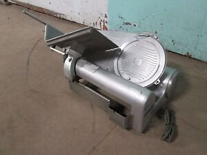 hobart 1612 Heavy Duty Commercial Counter top nsf 12 Blade hp Meat Slicer