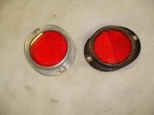 Two Used Reflecter Lights