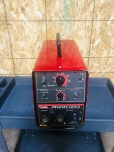 Lincoln Invertec V275s Welder 240v