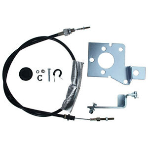 Modern Driveline Mustang Cable Clutch Conversion Kit 1969 1970