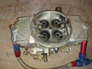 Barry Grant Gas Carburetor Holley Bg Drag Racing