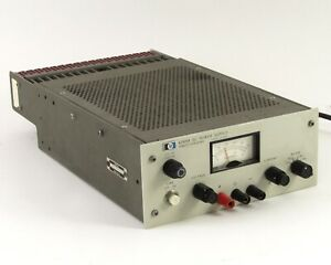 Hp Agilent 6289a Dc Power Supply 0 40v 0 1 5a Load Tested