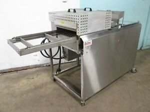 belshaw Tg 50 H d Commercial Donuts Conveyor Thermoglazer Machine 208v 1ph