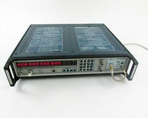 Eip Model 578 Source Locking Microwave Counter Option 6 10 Hz To 26 5 Ghz