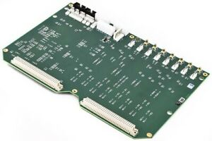 Millipore Guava Easycyte 0400 0725 8 ch Lab Cell Analyzer Analog Board Assembly