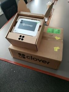New In Box Clover Mini Pos Emv Printer Credit Card Machine With Cash Drawer