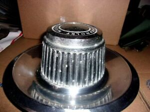 3 Camaro Chevelle Corvette Rally Wheel Center Cap Hub Ss Metal 3925805