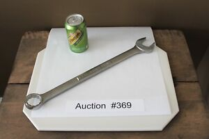 1 New 1 5 16 Craftsman 44709 Large Combination Wrench 1 5 16 New Lot 369