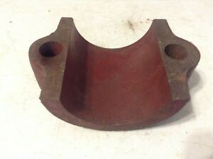 9780d A New Cultivator Shifter Auxiliary Cap For A Farmall H Hv Tractors