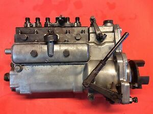 Ford 6000 Tractor Diesel Injection Pump Simms P4573