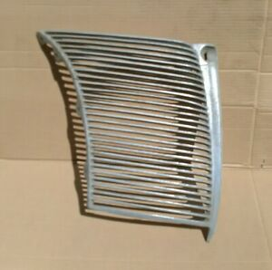 1940 Mercury Grill 40 Merc Grille Center Strip Pasenger Right Side Aftermarket