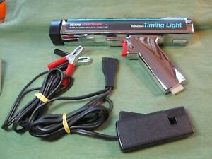 Sears Craftsman Inductive Timing Light Works Great Model 161 2134