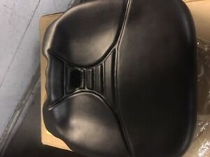 New Cat Forklift Seat Bottom Cushion Vinyl Replacement Cat Or Mitsubishi