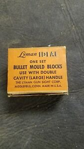 Lyman Bullet Mould Block Original Box Ideal 35863 ****box only no mould**** $14.00