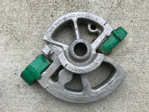 Greenlee 5018665 1 2 3 4 1 Rigid Pipe Bender Shoe For 1818 Free Shipping