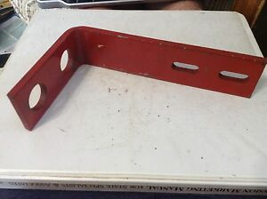 530187r1 A New Original Hyd Support Bracket For An Ih 544 656 666 Tractors