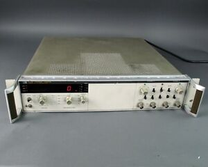 Hp Agilent 5328a Universal Counter 100mhz W Opt 41