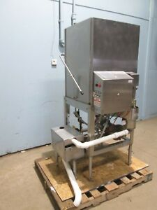 american Dish Service Afb H d Commercial Low temp Door Type Dishwasher