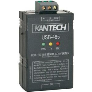 Kantech Usb 485 Communication Interface Converts Usb To Rs 485