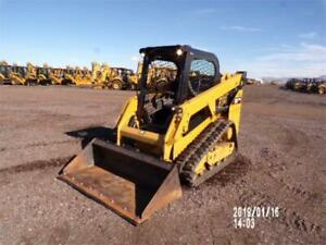2015 Caterpillar 249d Track Skid Steer Loader Cat 249 249d