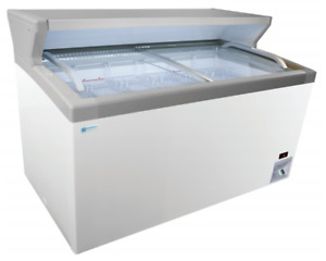 New 74 Ice Cream Freezer Display Chest Nsf Excellence Mct 6hc 9706 Commercial