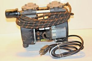 Gast fasco 71r645 u160b d303x Air Compressor Vacuum Pump 1 3 Hp Class B 24b1