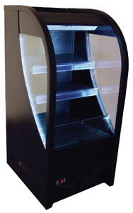 Open Front Grab And Go Merchandiser Display Cooler Refrigerator Ac 6hc New 9727