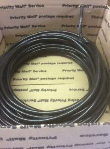 4 Awg Stranded Thhn Copper Wire Cable 90 Feet Black