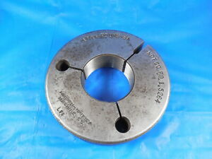 1 9 16 20 Uns 3a Thread Ring Gage 1 5625 No Go Only P d 1 5264 Inspection