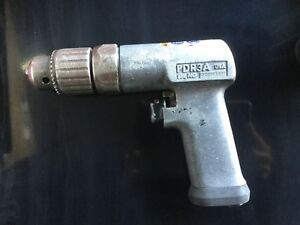Snap on Pdr3a 3 8 Reversible Air Drill