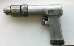 Snap on Pdr5a 1 2 Air Drill Reversible