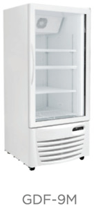 24 Upright Glass Door Display Freezer Commercial Excellence Gdf 9m New 9737