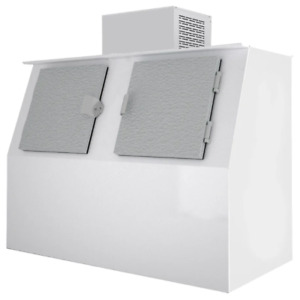 New 73 Bagged Ice Merchandiser Freezer Cold Wall Excellence Gelo s60 Cw 9750
