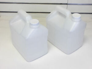 Jugs For Carpet Cleaning Inline Pressure Sprayer 5 Quart With Lids Lot Of 10