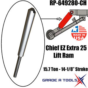 Chief Ez Extra 25 Frame Machine Lift Ram