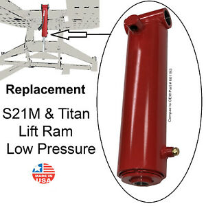 Replacement Chief S21m And Titan Frame Machine Lift Ram Comapre To 601193 Ram