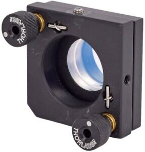 Thorlabs 1 Diameter Lab Kinematic Optical Laser Filter mirror Mount Assembly